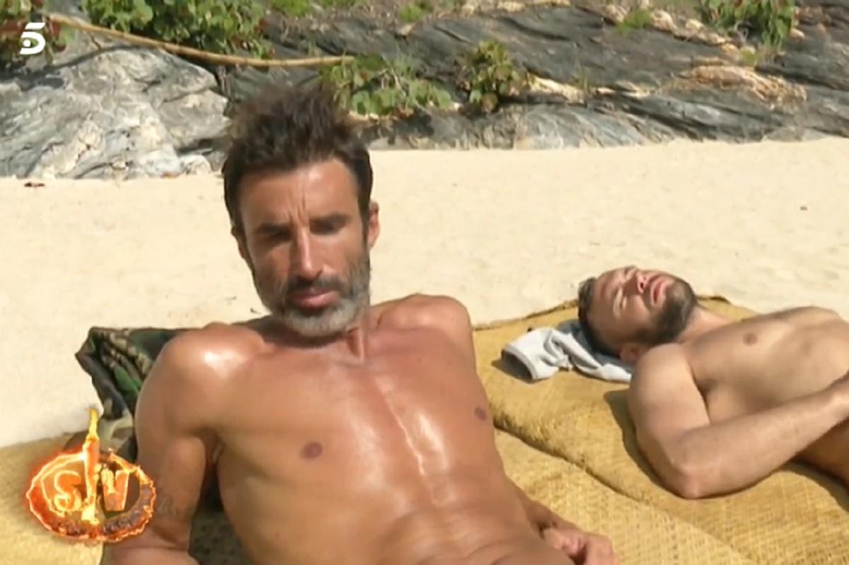 Hugo Sierra hablar de cómo fue la relación de Adara y Gianmarco 1