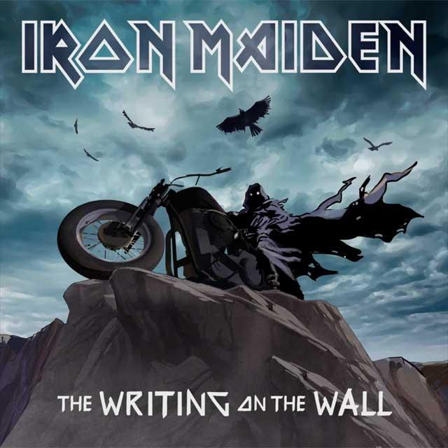 Iron Maiden La escritura en la pared