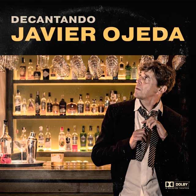 Javier Ojeda decantando