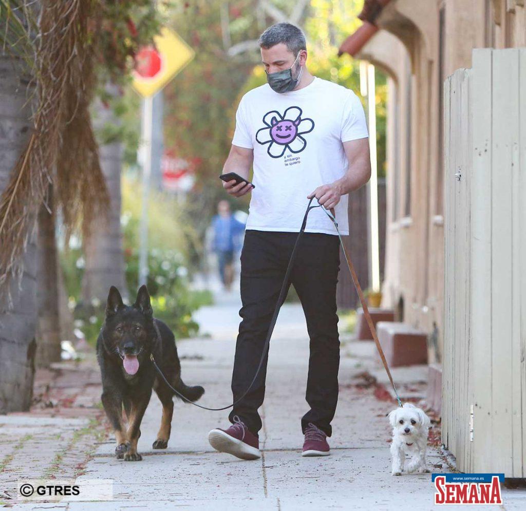 Jennifer López y Ben Affleck, fotografiados juntos y muy felices en Miami 2