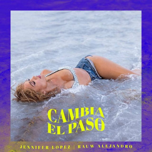 Jennifer López Rauw Alejandro cambia el ritmo