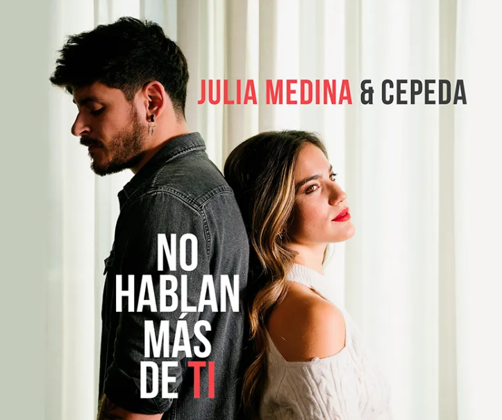 Julia Medina Cepeda ya no hablan de ti