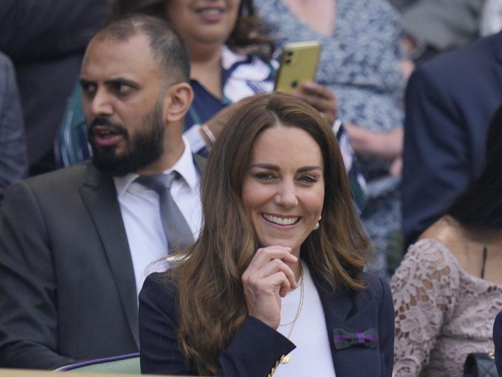 Kate Middleton, en cuarentena por coronavirus tras tener estrecho contacto con un positivo 1