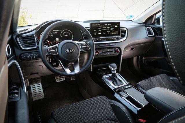 Kia XCeed PHEV, la tan esperada nueva versión híbrida enchufable de un SUV exitoso - ¡Qué! 1