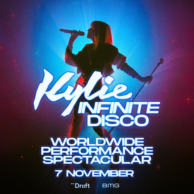 Kylie Minogue discoteca infinita