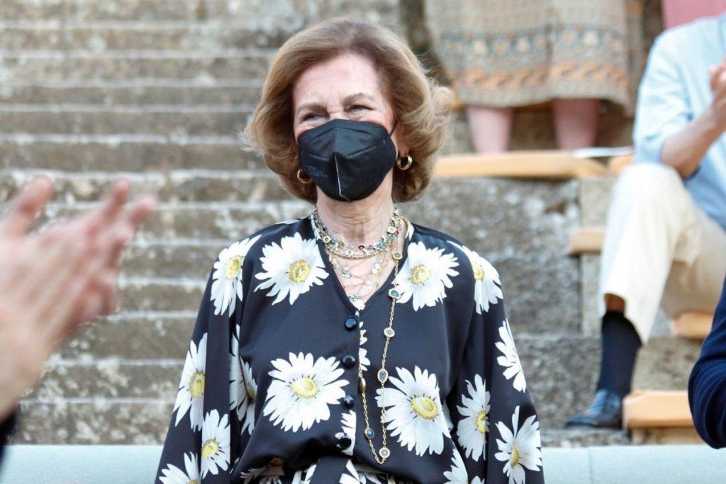 La Reina Sofía arranca el verano en el Teatro Romano de Mérida 1