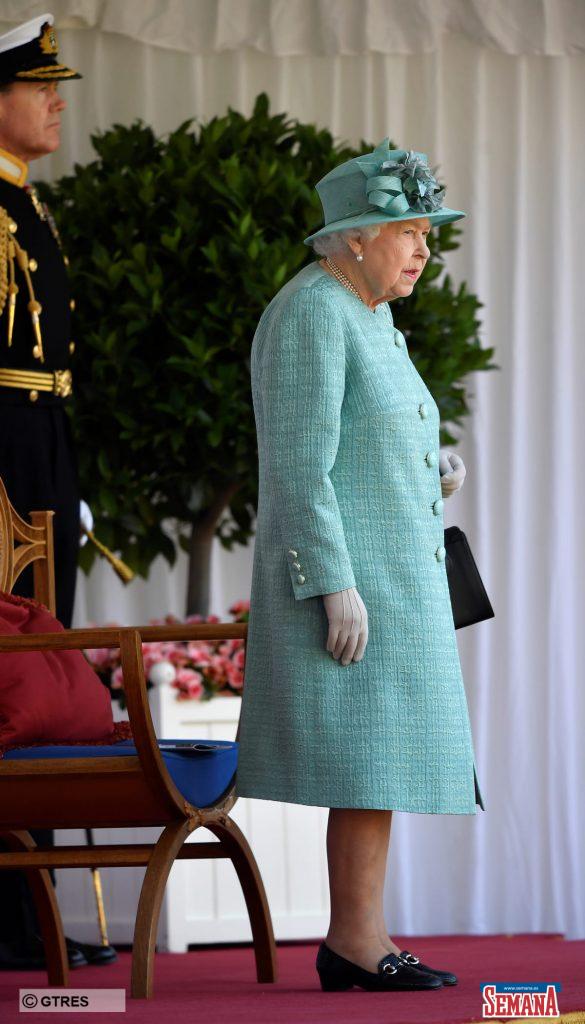 La celebración de cumpleaños más atípica de Isabel II: confinada y sin su familia 1