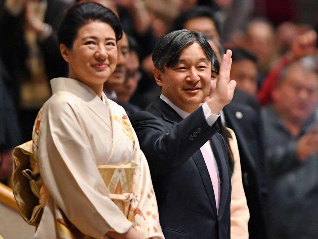 """La emperatriz Masako de Japón todavía tiene """"altibajos"""", según su esposo. 1"""