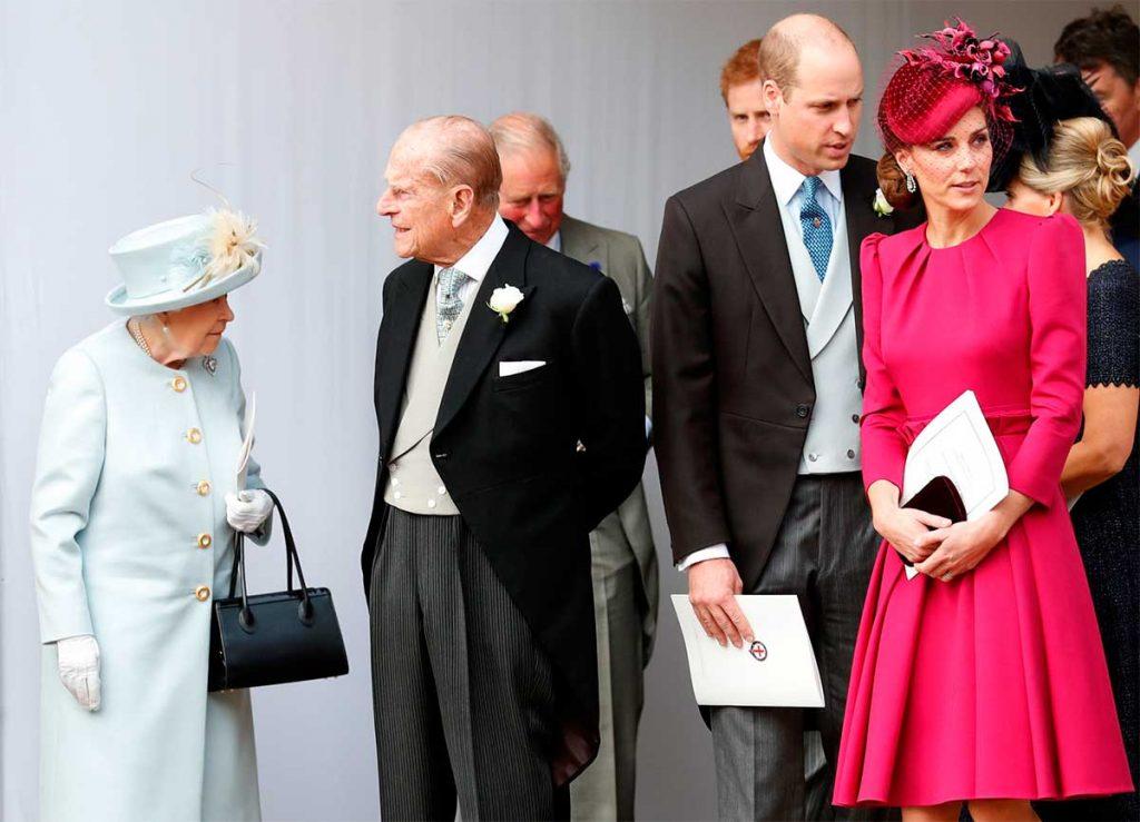 La pesadilla del duque y la duquesa de Cambridge: encuentran un cuerpo en las cercanías de su casa 1