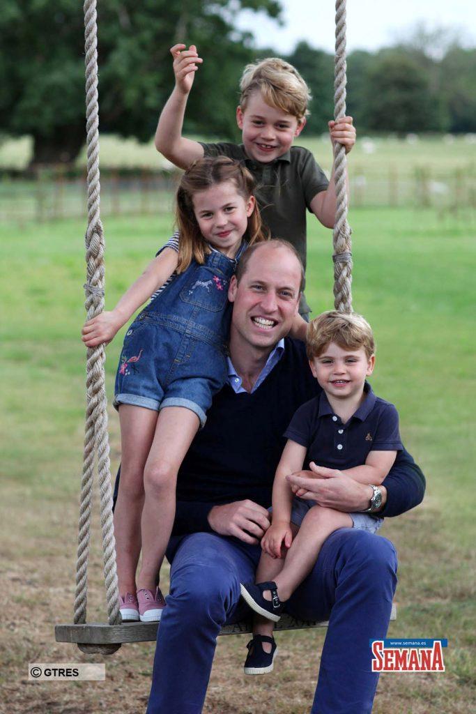 La preciosa posada familiar del príncipe Guillermo por su 38 cumpleaños 1