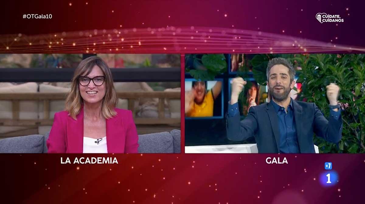 La pullita Noemí Galera a Roberto Leal por su fichaje por 'Pasapalabra' 1