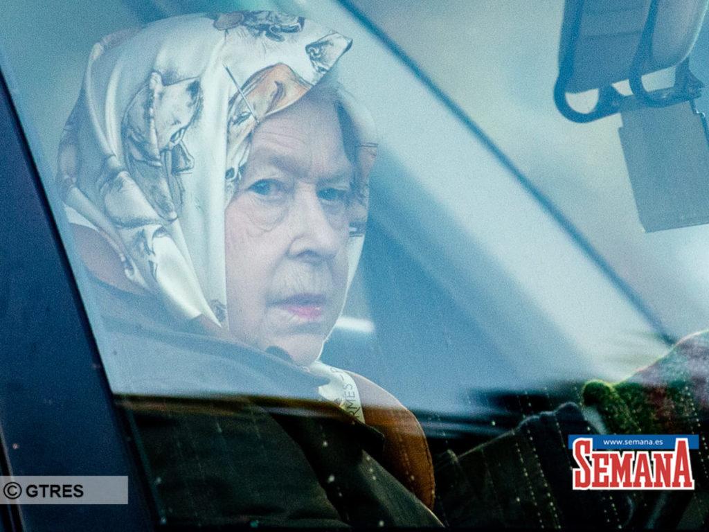 """La reina Isabel II cancela su agenda como """"precaución"""" para el coronavirus 1"""