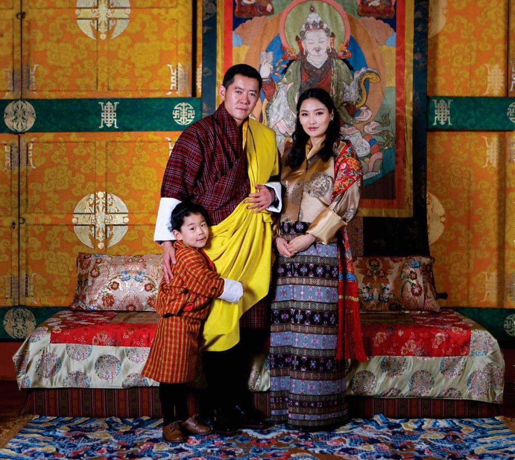 La reina de Bután da a luz a un segundo hijo (con aviso de coronavirus) 1