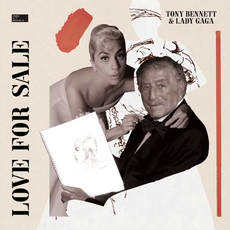 Tony Bennett, Lady Gaga, me saco de ti
