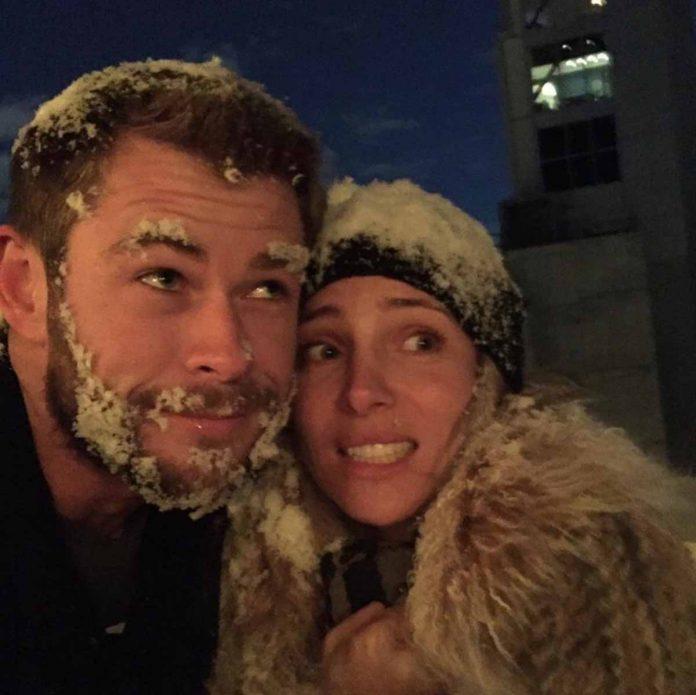 Las románticas felicitaciones de Elsa Pataky a Chris Hemsworth en su 38 cumpleaños 1