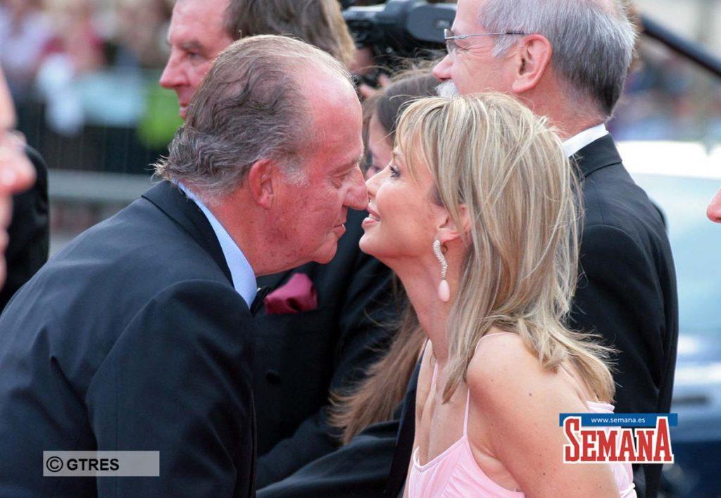 Las sorprendentes declaraciones de Corinna Larsen sobre el rey Juan Carlos 1