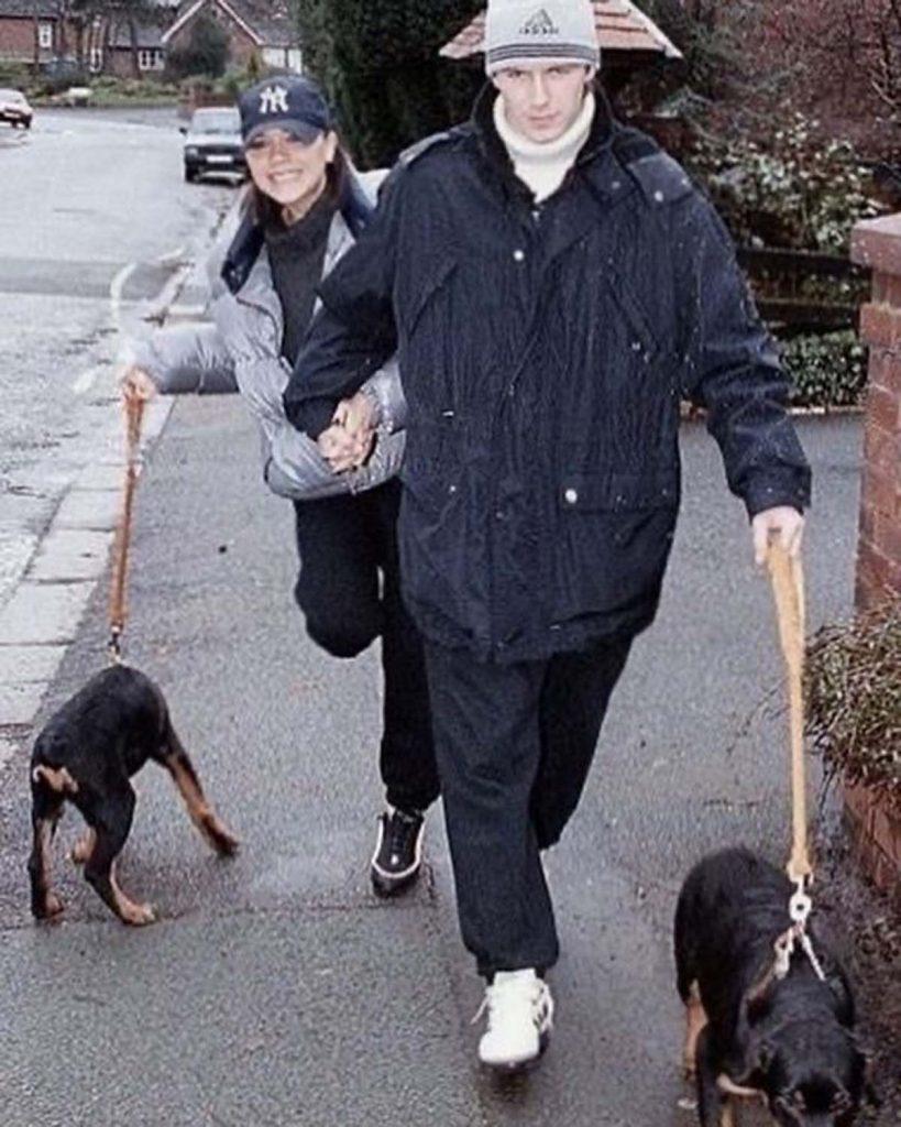 Las tiernas felicitaciones de Victoria a David Beckham por su 45 cumpleaños. 1