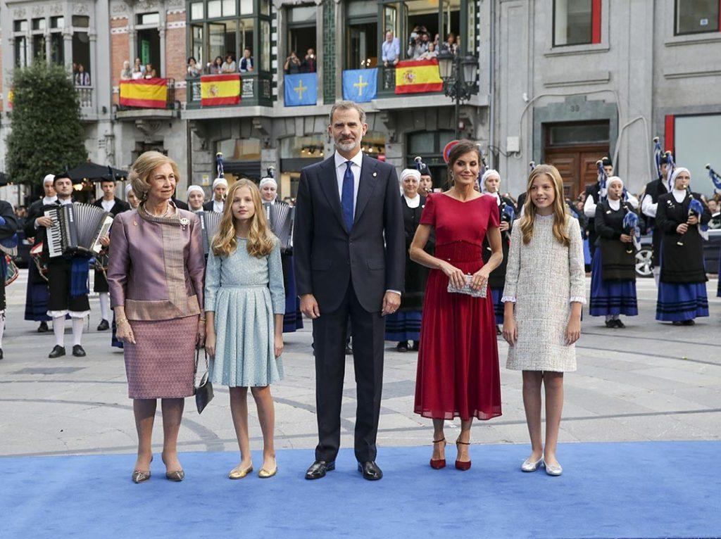 Leonor se queda sin su gran fiesta: así será los Premios Princesa de Asturias (en un hotel y sin público) 1