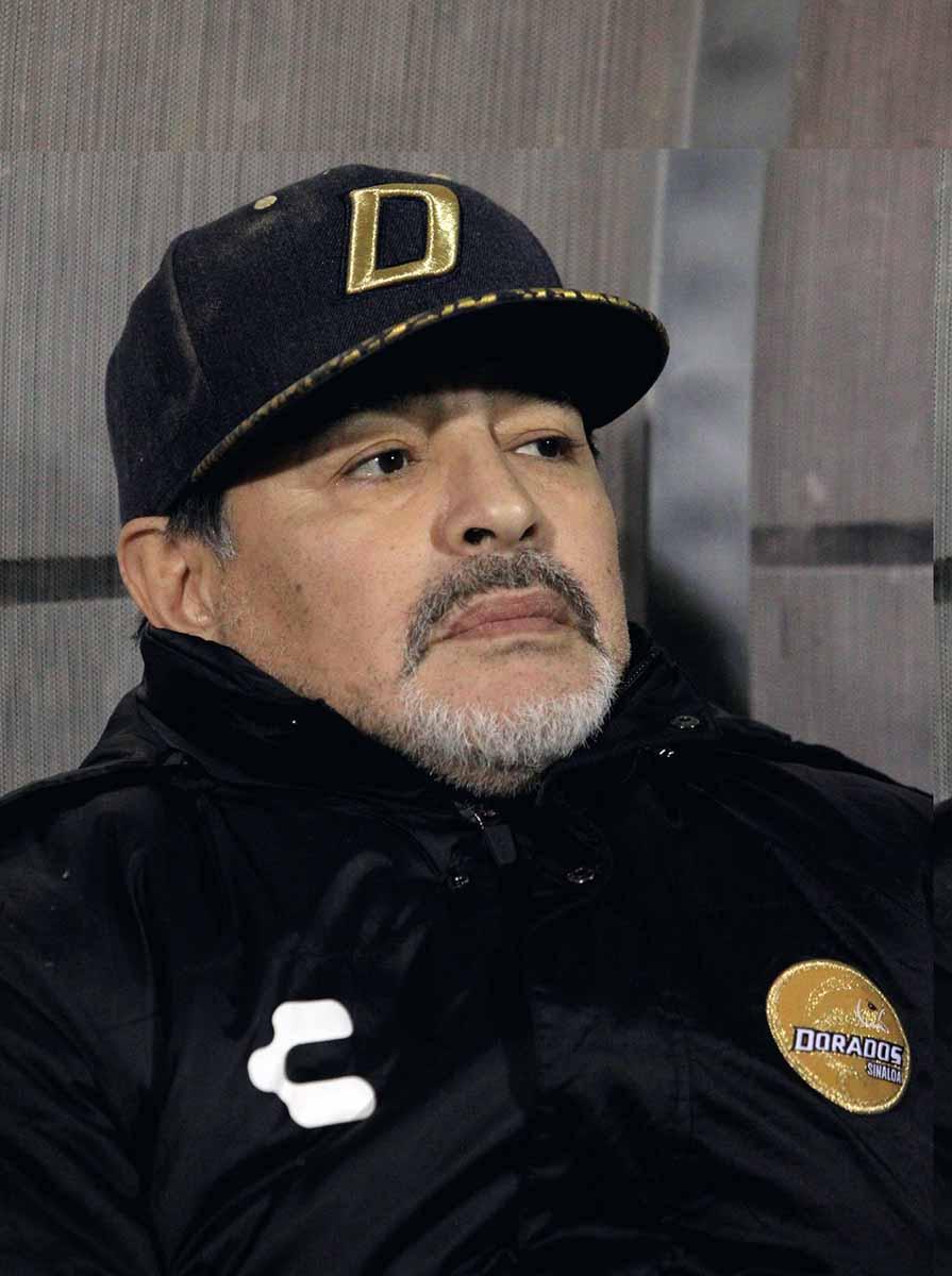 Los 156 famosos que felicitaron a Maradona en su 60 cumpleaños 1