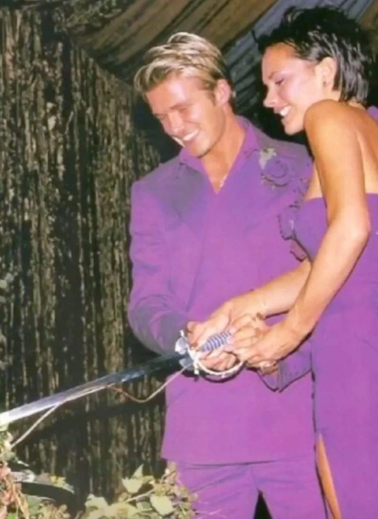Los Beckham abren su álbum más personal para celebrar su 21 aniversario de boda 1