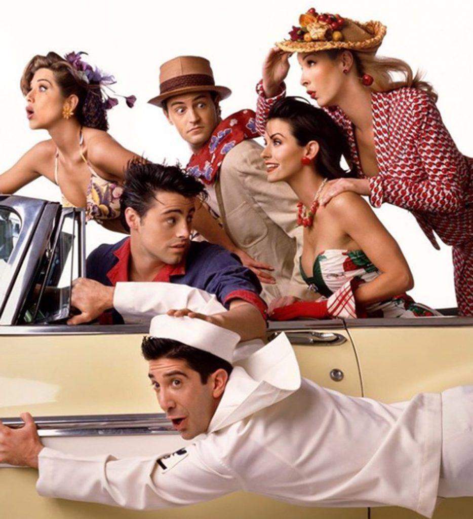 Los actores de 'Friends' se encontrarán nuevamente en un capítulo especial 1