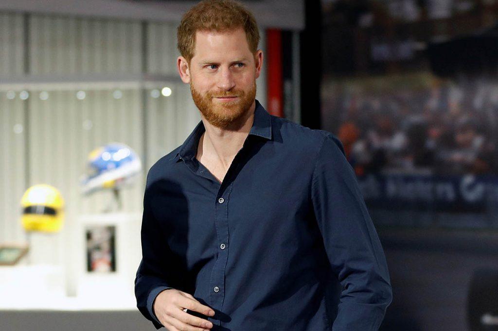 Los altibajos del príncipe Harry: lamentable no estar en el Reino Unido 1