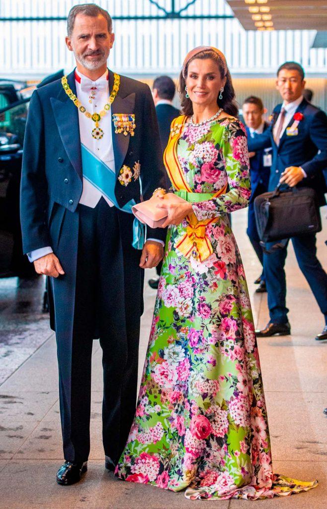 Los looks de la Reina Letizia que más han impactado en el exterior 1