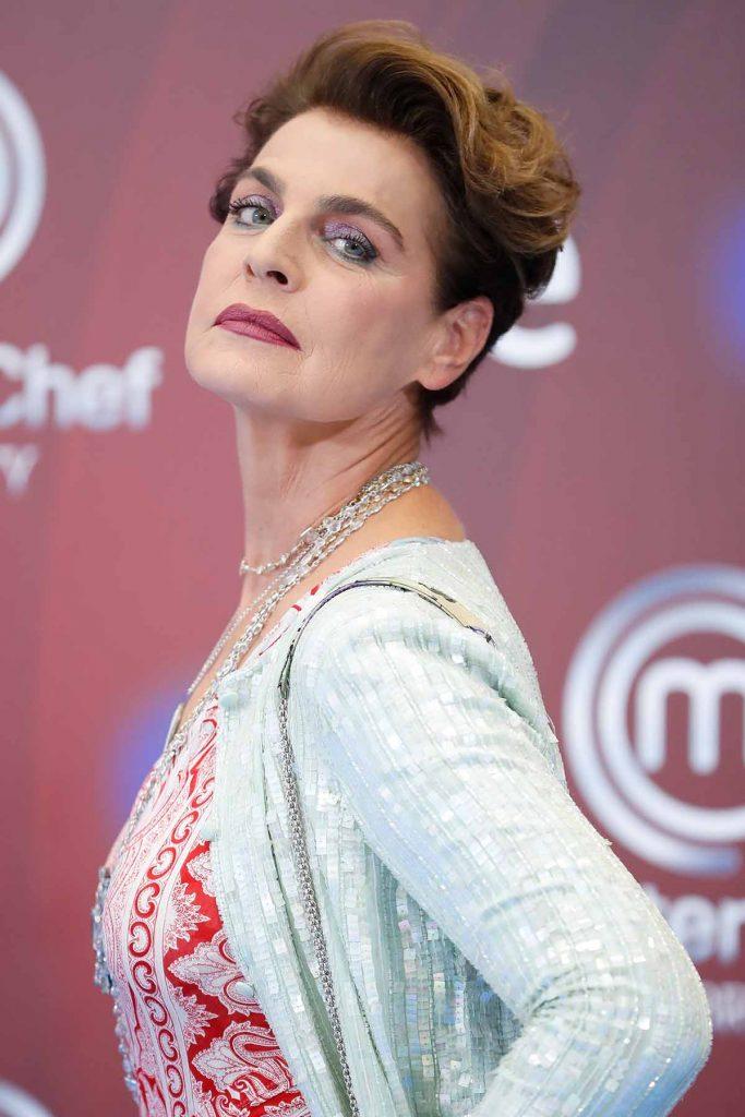 Los tres cambios de look de Antonia Dell'Atte, ¿cuál eliges? 1