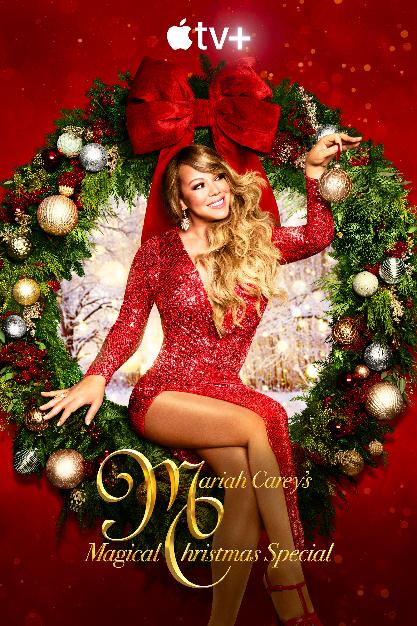 Especial de Navidad mágica de Mariah Carey