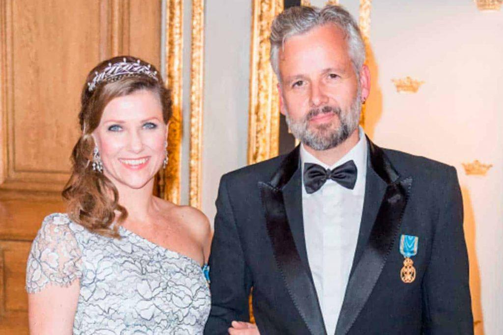 Marta Luisa de Noruega recuerda a su exmarido, Ari Behn, en el primer aniversario de su muerte 1
