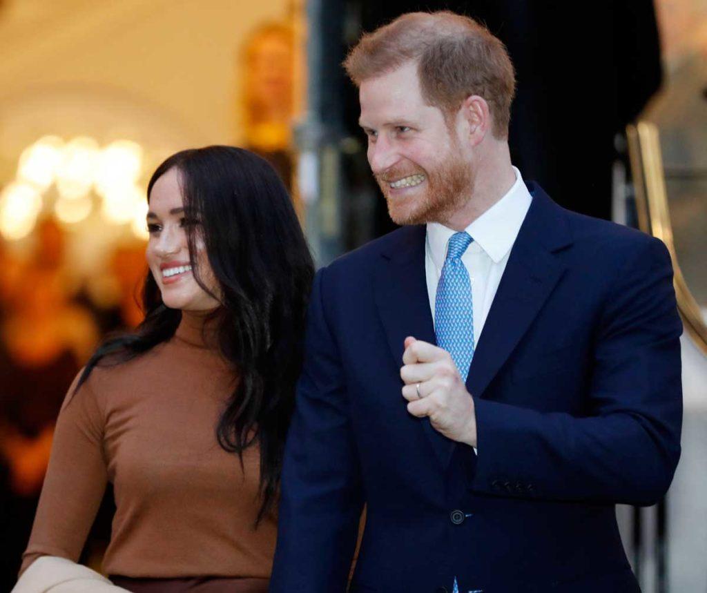 Meghan Markle y Harry ya tienen fecha para su regreso al Reino Unido 1