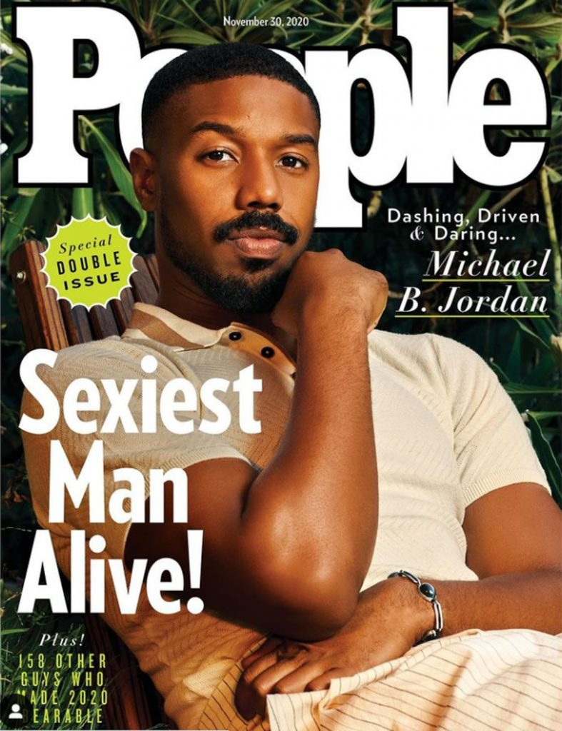 Michael B. Jordan, votado como el hombre más sexy del mundo (ver por qué) 1
