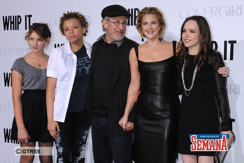 Mikaela, hija de Steven Spielberg, arrestada por violencia doméstica 1