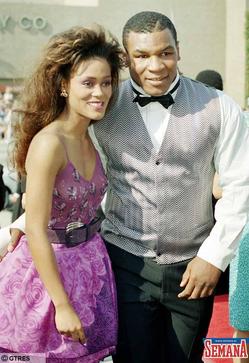 Mike Tyson recuerda el día que atrapó a Brad Pitt con su ex esposa 1