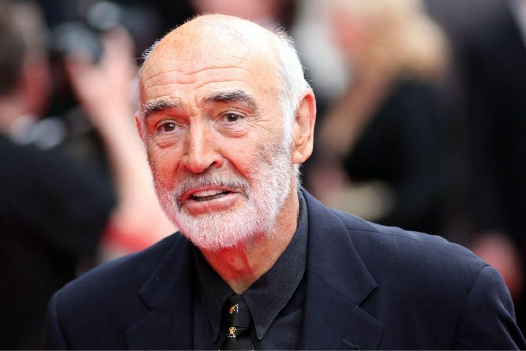 Muere el actor Sean Connery a los 90 años 1