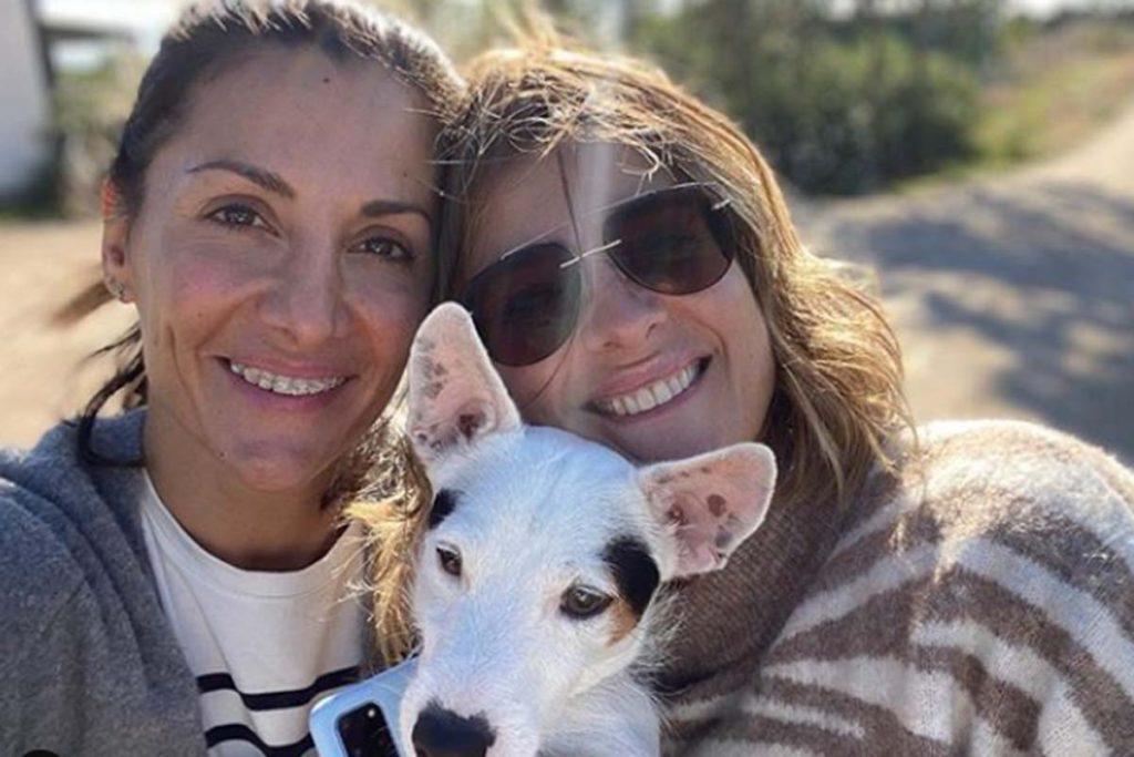 Nagore Robles y Sandra Barneda desconectan de la rutina en una granja ecológica 1