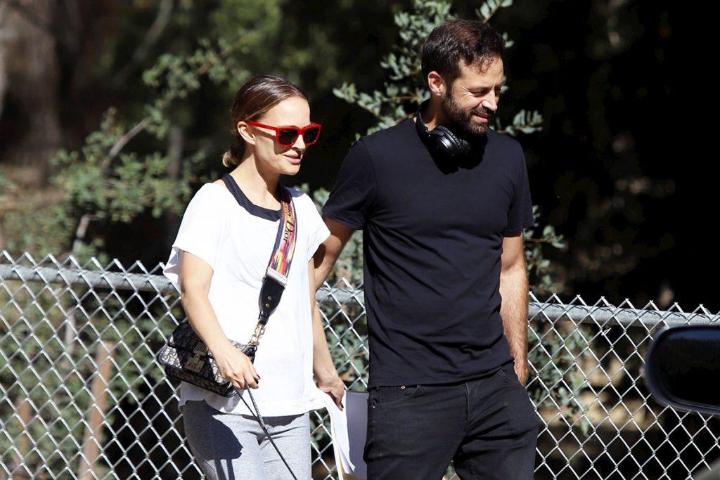 Natalie Portman abandona abrumadoramente los rumores de embarazo 1