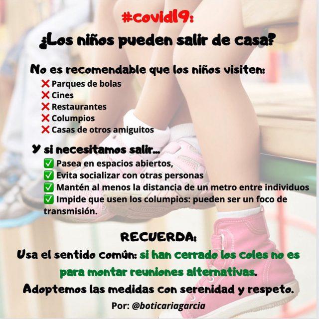 Niños aislados en casa: 70 actividades fáciles para mantenerlos entretenidos 1