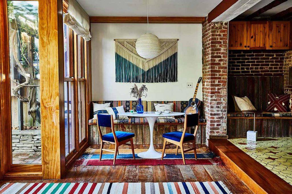 Nos colamos en la increíble casa que Norah Jones tiene en venta en Nueva York 1