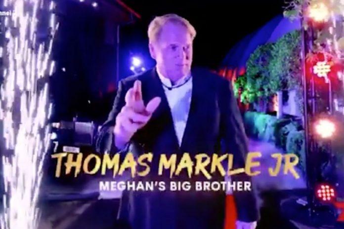 Nueva sorpresa para Meghan Markle: su hermano, concursante de 'Big Brother VIP' 1