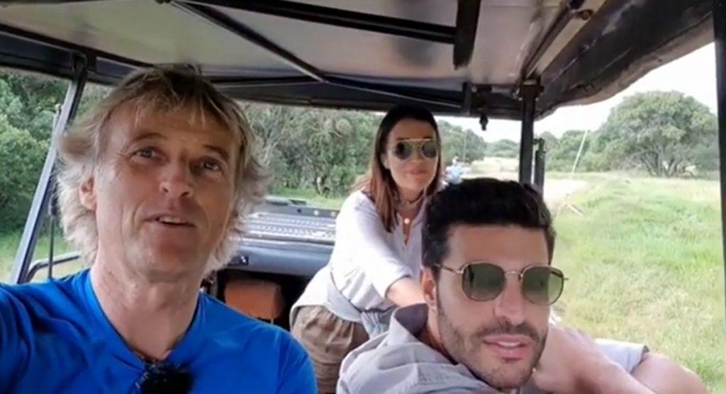 Paula Echevarría y Miguel Torres viven un emocionante viaje a África 1