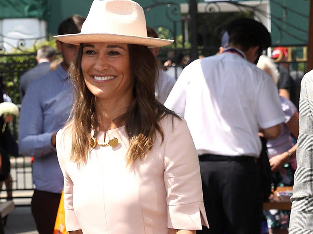 Pippa Middleton da a luz a su segundo hijo y desvía la atención de la controvertida Meghan Markle 1