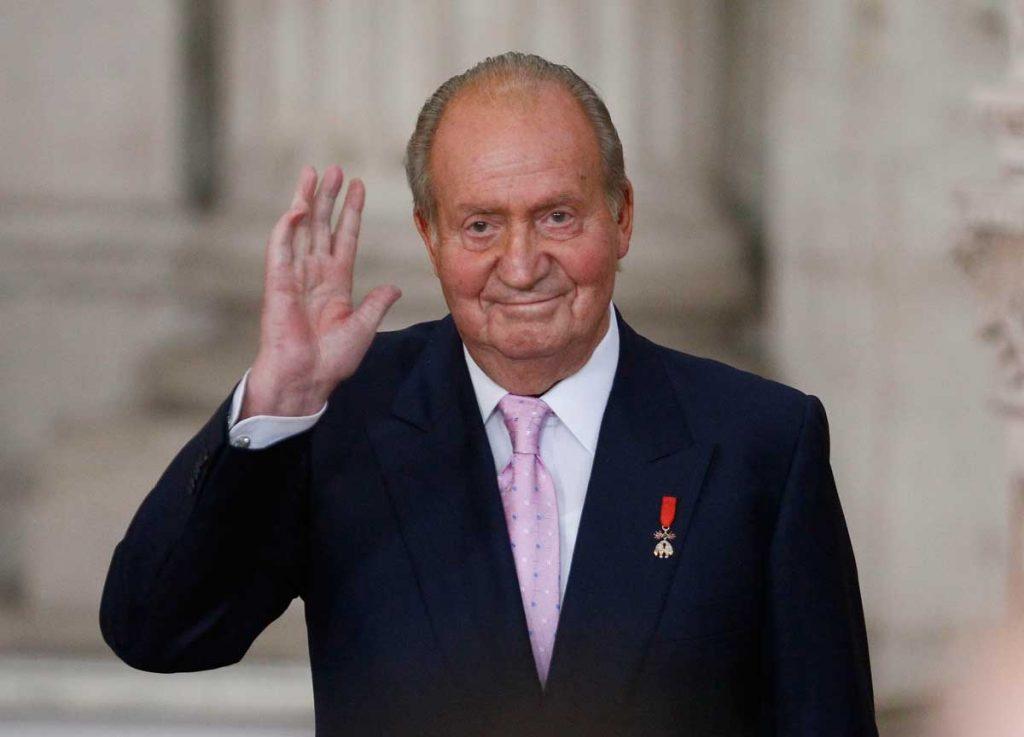 Rey Juan Carlos: las pistas que apuntarían a que ya fue vacunado en Abu Dhabi 1