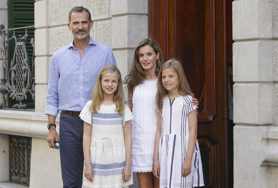 Reyes Felipe VI y Doña Letizia, ¿están sin vacaciones? 1