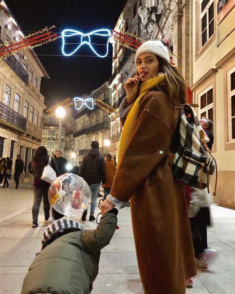 Sara Carbonero, con el corazón abierto, revela uno de sus días más mágicos en familia 1