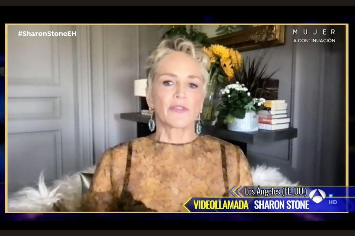 """Sharon Stone habla sobre las secuelas de su accidente cerebrovascular: """"Tuve que volver a aprender a caminar, leer y escribir"""" 1"""