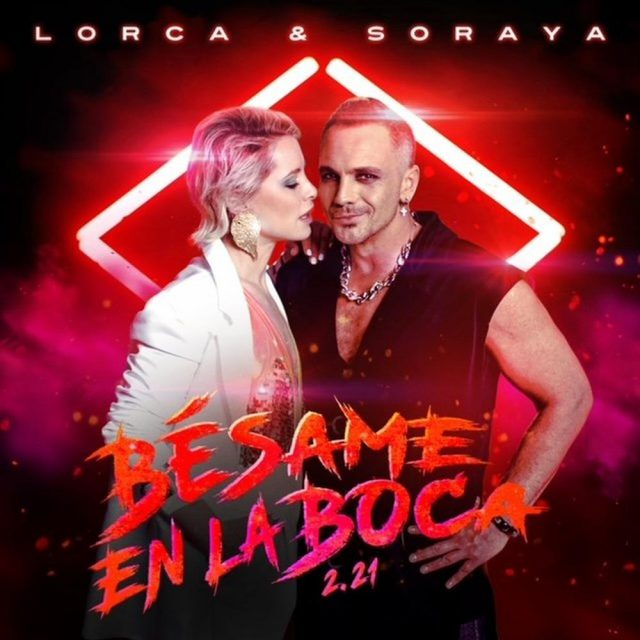 Soraya Arnelas Lorca besame en la boca 2.21