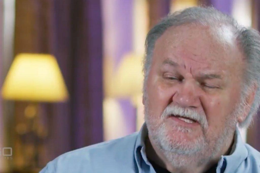 Thomas Markle explota contra Oprah Winfrey y la acusa de usar los Sussex 1