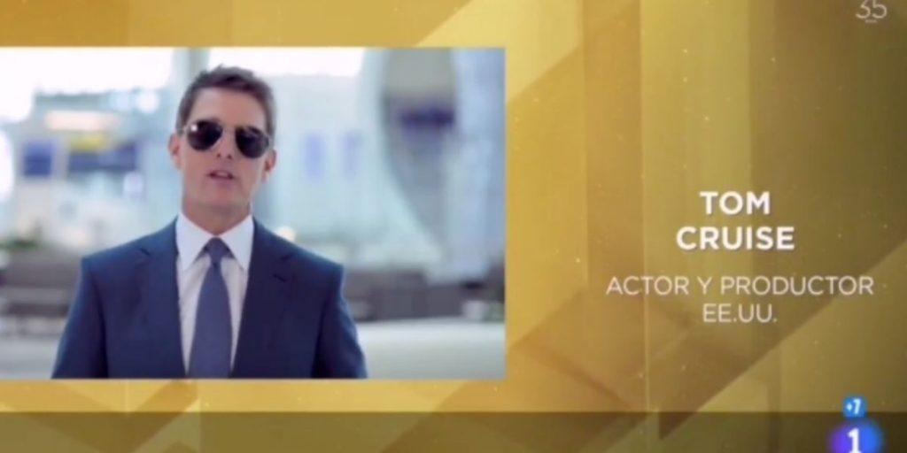 Tom Cruise y Melanie Griffith, entre los rostros internacionales que se coló en el Goya 2021 1