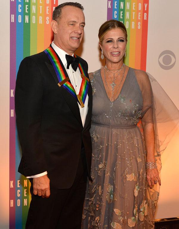 Tom Hanks y Rita Wilson regresan a Los Ángeles después de dar positivo por coronavirus 2
